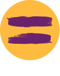Equal World logo.